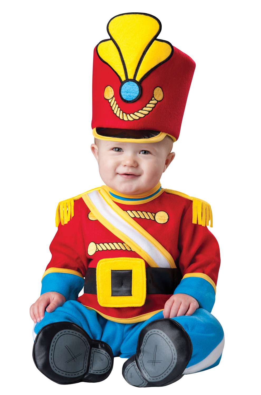 tiny toy soldier infanttoddler costume purecostumescom