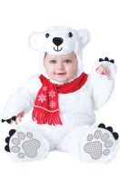 Lil' Polar Bear Infant Costume