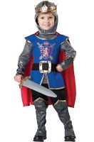 Knight Toddler Costume