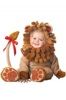 Lil' Lion Infant Costume