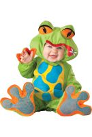 Lil' Froggy Infant/Toddler Costume