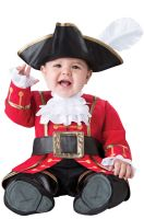 Captain Cuteness Infant Costume