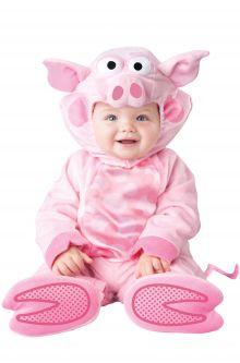 Precious Piggy Infant Costume