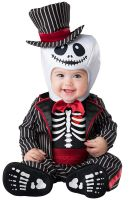 Lil Skeleton Infant Costume