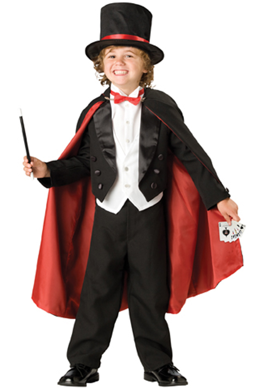 Magician Child Costume - Purecostumescom-6617