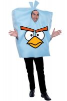 Angry Birds Space Ice Bomb Bird Adult Costume