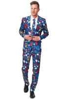 Casino Slot Machine Suit Adult Costume