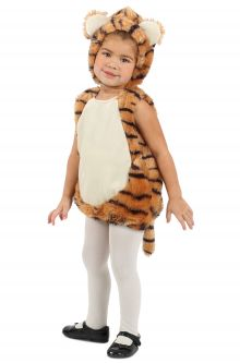 5476a9c7fe61 Tiger Bubble Infant/Toddler Costume