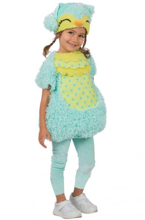 night owl infanttoddler costume