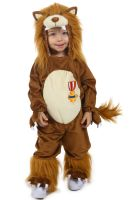 Cowardly Lion Cuddly Infant/Toddler Costume