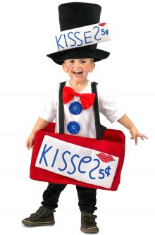 kissing booth toddler costume - Valentine Costumes