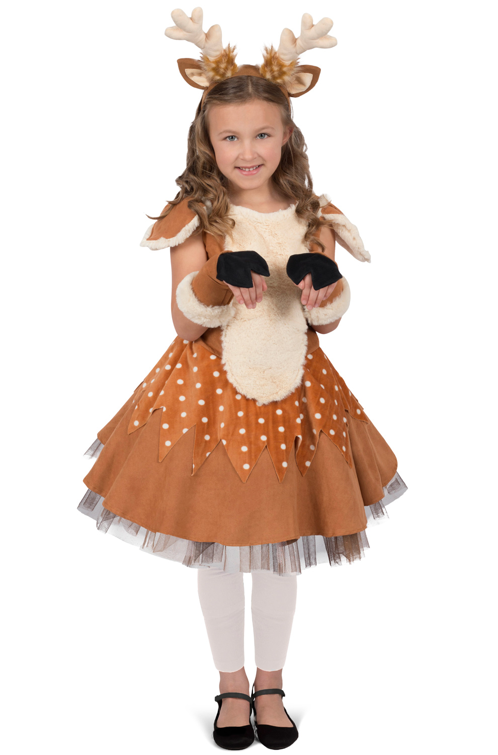 sc 1 st  Pure Costumes & Doe the Deer Child Costume - PureCostumes.com