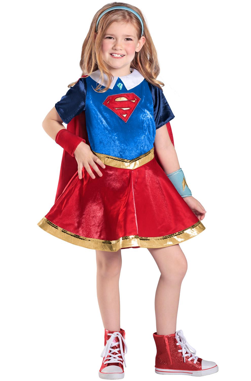 Premium Supergirl Child Costume - PureCostumes.comSuperwoman Costume For Teenagers