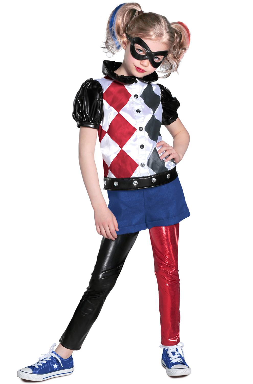 Premium Harley Quinn Costume Purecostumes