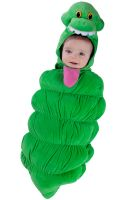 Ghostbusters Slimer Swaddle Infant Costume