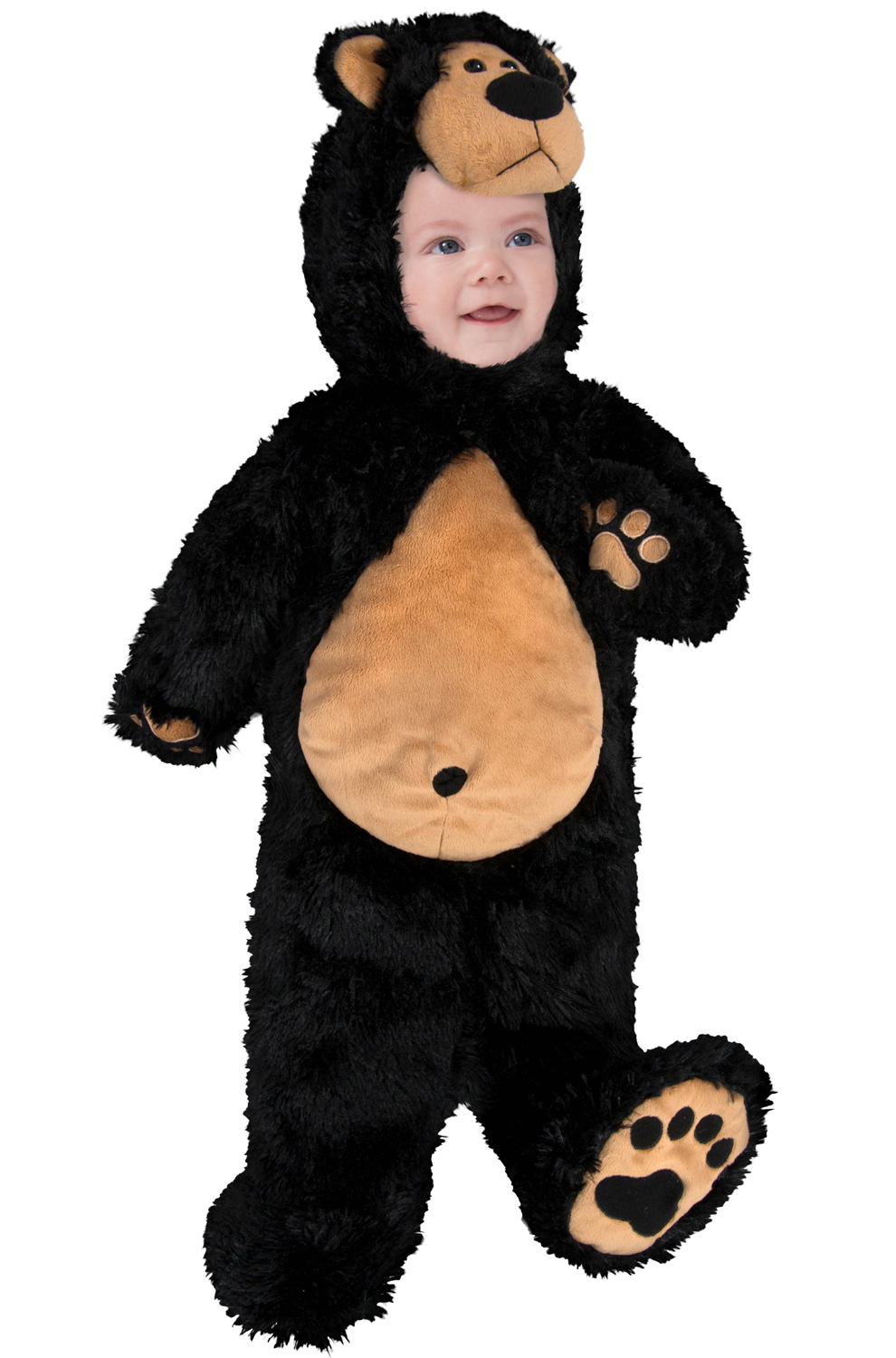 baby bear cub infant costume