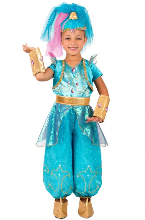 shimmer and shine shine child costume