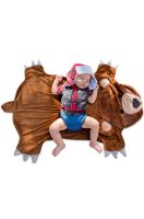 Swaddle Wings Bear Hunter Infant Costume