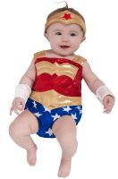 Newborn Wonder Woman Infant Costume