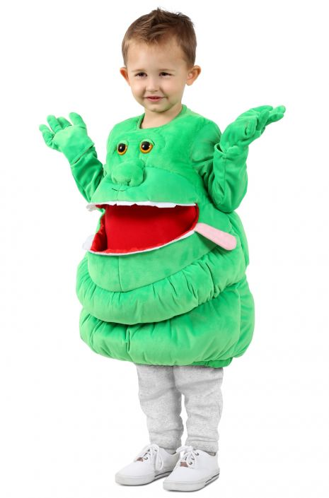 Toddler Christmas Tree Costume.Ghostbusters Feed Me Slimer Toddler Child Costume