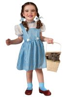 The Wizard of Oz Dorothy Halloween Sensations Toddler Costume