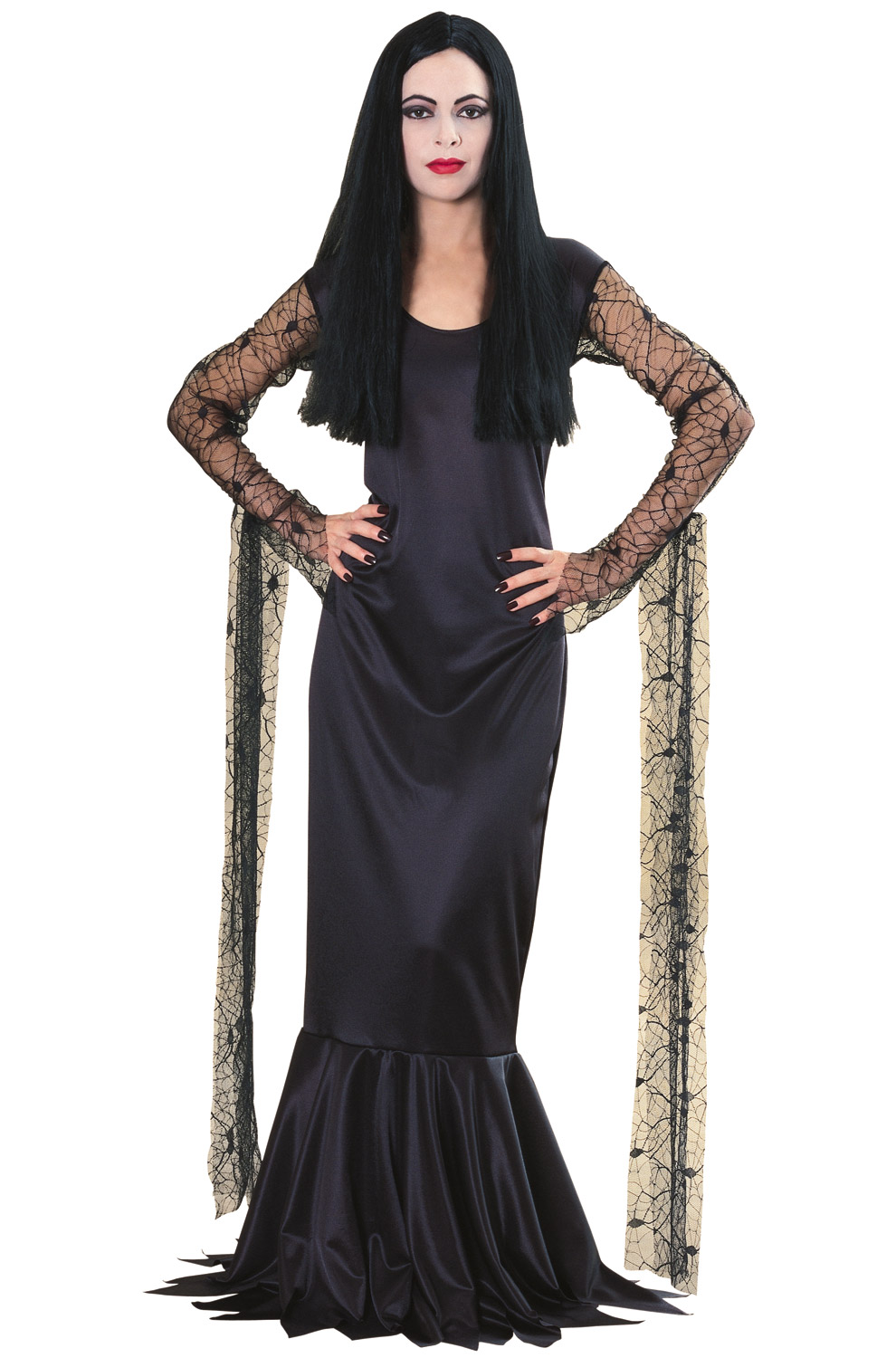 Morticia Addams Adult Costume