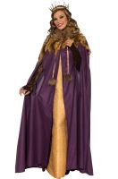 Medieval Maiden Adult Cloak