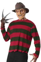 A Nightmare on Elm Street Freddy Krueger Adult Set
