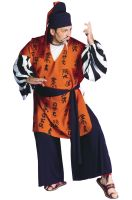 Samurai Man Plus Size Costume