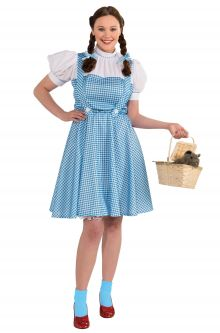 The Wizard of Oz Dorothy Plus Size Costume Gay Pride Fashion