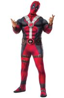 Deadpool Plus Size Costume