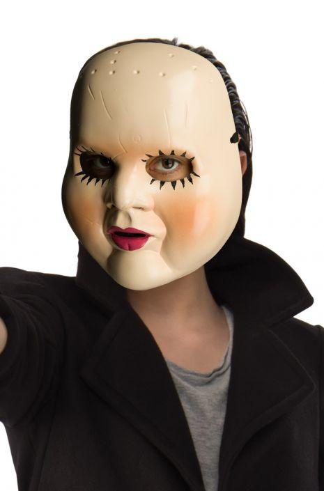 Stranger in a mask