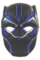 Deluxe Battle Black Panther Child Mask