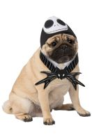 Jack Skellington Pet Accessory