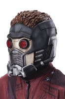 Endgame Star-Lord 1/2 Adult Mask