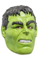 Endgame Hulk Vinyl 3/4 Child Mask