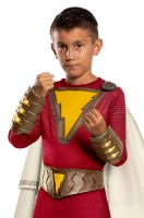 Shazam Belt and Gauntlet Child Set