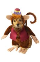 Abu Pet Costume