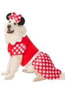 Minnie Mouse Big Dog Pet Costume