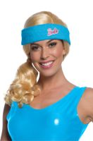 Exercise Barbie Adult Wig