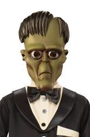 The Addams Family Movie Lurch Child 1/2 Mask