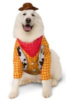 Woody Big Dog Pet Costume