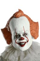 IT Chapter 2 Pennywise Vinyl Adult Mask