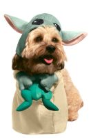 The Mandalorian The Child Pet Costume with Frog