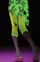 Neon Green Adult Leggings