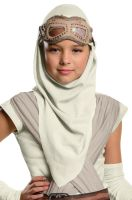 Rey Fighter Child Eyemask with Hood