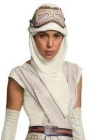 Rey Fighter Adult Eyemask with Hood