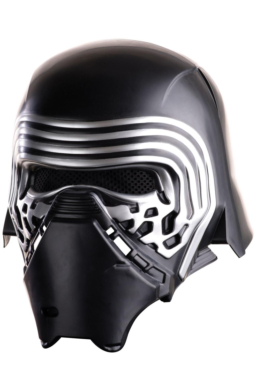 kylo ren adult 2 piece helmet. Black Bedroom Furniture Sets. Home Design Ideas