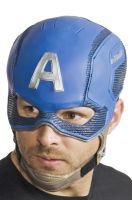 Civil War Captain America Adult Mask