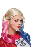 Suicide Squad Harley Quinn Adult Wig